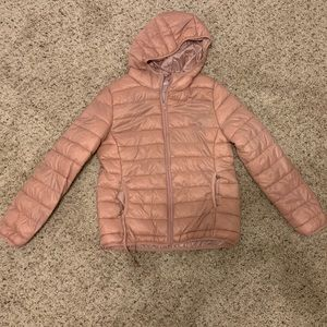 Women's packable jacket L